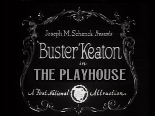 The playhouse movie title