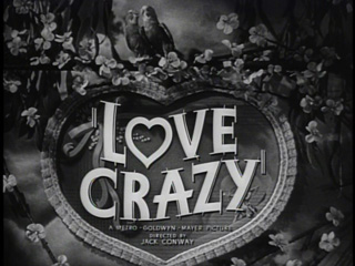 Love crazy trailer title