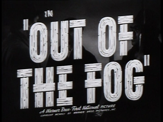 Out of the fog trailer title