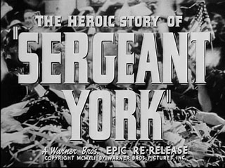 Sergeant York trailer title