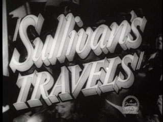 Sullivan's travels trailer title