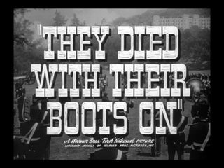 They died with their boots on trailer title