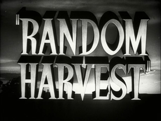 Random harvest trailer title