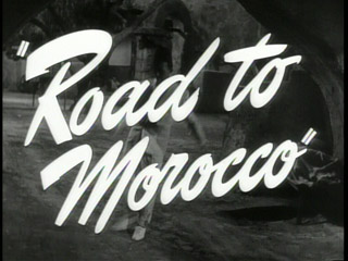Road to Morocco trailer title 01