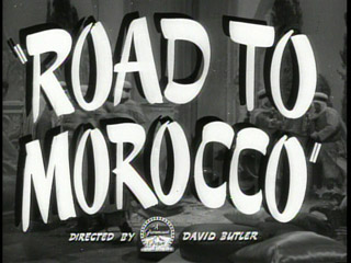 Road to Morocco trailer title 02