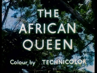 The African queen movie title