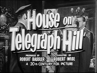 The house on Telegraph Hill trailer title