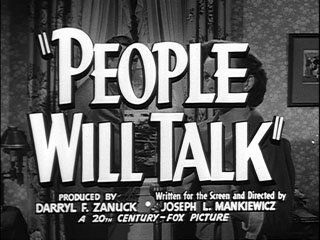 People will talk trailer title