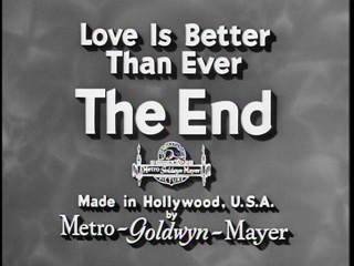 Love is better than ever movie title