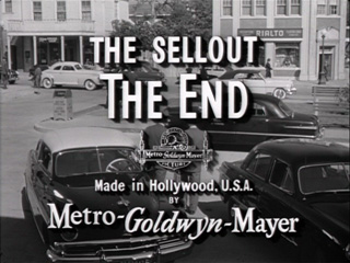 The sellout at movie title