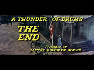 Thunder of drums movie title