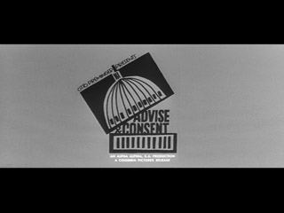 Advise and consent trailer title