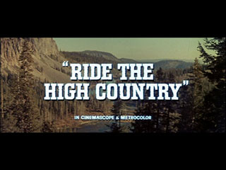 Ride the high country trailer title