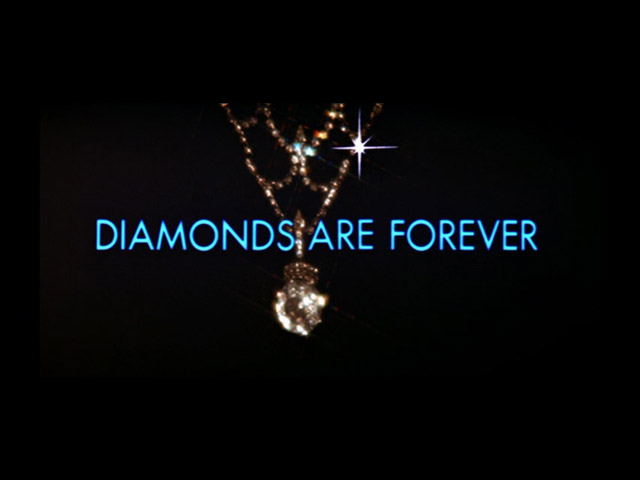 diamond are forever