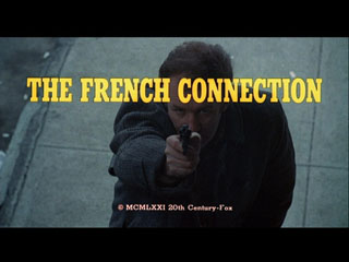 the French connection movie trailer title